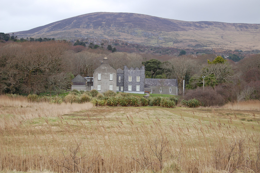 Derrynane, ancestral home of the Liberator